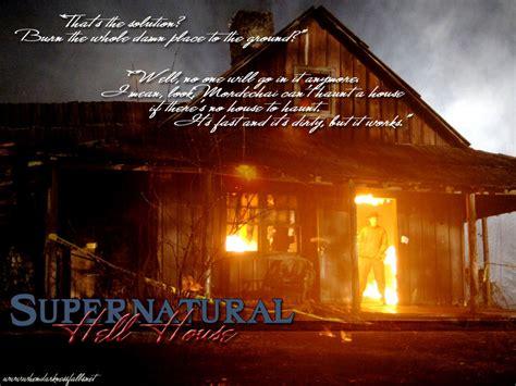 hell house hell house supernatural wallpaper 1214513 fanpop