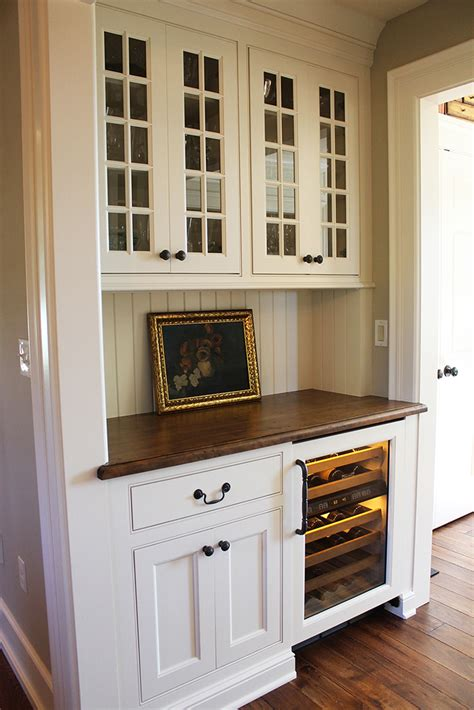 butlers pantry bartelt  remodeling resource