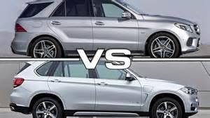 Mercedes X5 2016 Mercedes Gle Vs 2016 Bmw X5