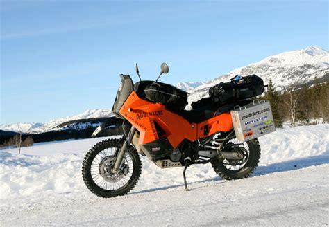 Motorrad Kleineres Ritzel Vorne by Ktm Lc8 Adventure S 2007 2009