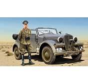 Kfz15 Mittlerer Einheits PKW Horch 901 6 Ton 4x4 Medium Car