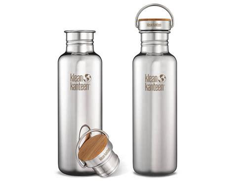 Cool Drink Coasters by Klean Kanteen Reflect Water Bottle The Green Head