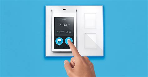 wink compatible light switch wink s relay light switch works with uber fitbit and