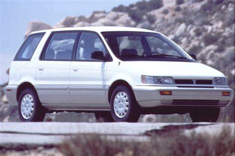 how it works cars 1994 mitsubishi expo interior lighting 1992 95 mitsubishi expo expo lrv consumer guide auto