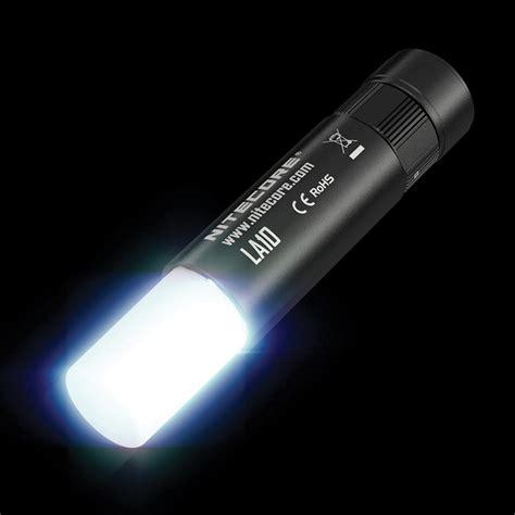 Nitecore La10 Senter Lantera Mini 360 Derajat 135 Lumens Termurah ncla10 nitecore la10 mini c lantern
