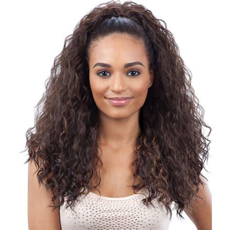 black woman drawstring wigs freetress equal fullcap drawstring half wig wonder girl
