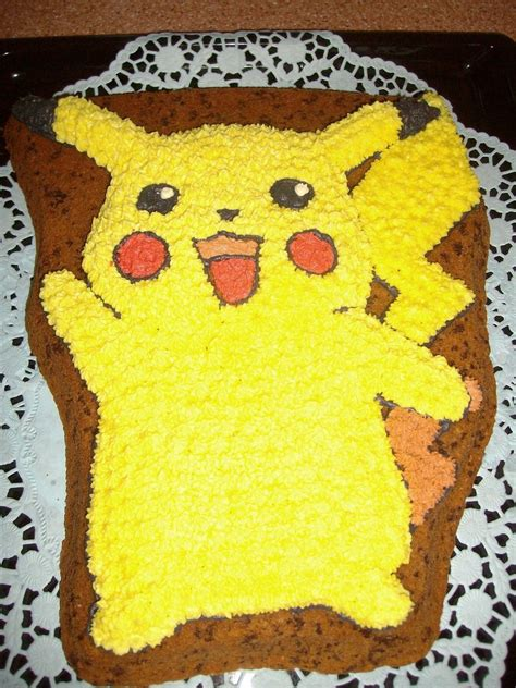 pikachu cake template cake template images images
