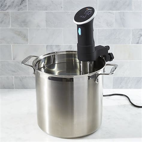 wifi cooker anova sous vide cooker reviews crate and barrel
