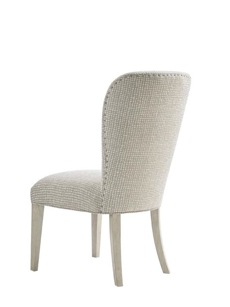 schultz upholstery lexington oyster bay 714 882 baxter dining side chair with