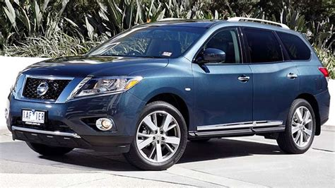 nissan pathfinder2014 2014 nissan pathfinder review carsguide