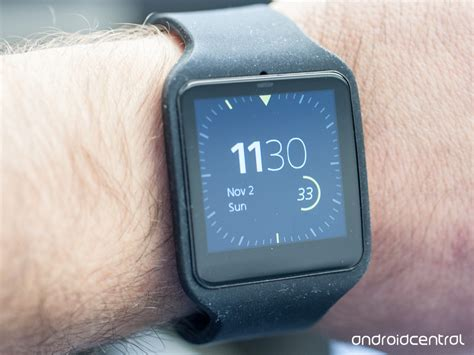 Sony Smartwatch 3 Rubber Hitam A Few Thoughts On The Sony Smartwatch 3 Android