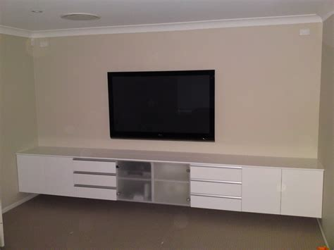 Handmade Entertainment Units - creative cabinetry custom made furniture in annandale