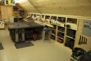 workshop design woodshop workshop 2nd floor of garage