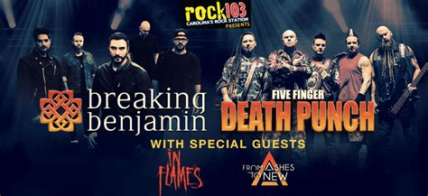 five finger death punch and breaking benjamin breaking benjamin five finger death punch crown complex