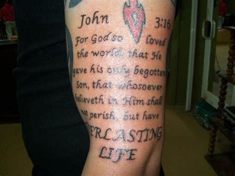 john 3 16 tattoo designs 3 16 www pixshark images galleries