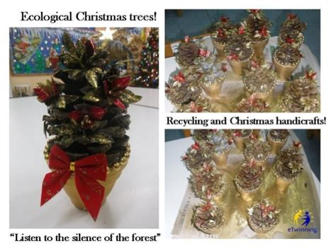 ecological christmas ecological trees