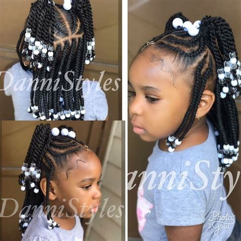 Toddler Braided Hairstyles by Toddler Braided Hairstyles With Top Neat