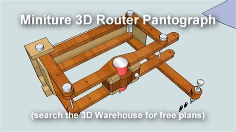 Pin By Andrew Khor On Pantograph In 2019 Woodworking