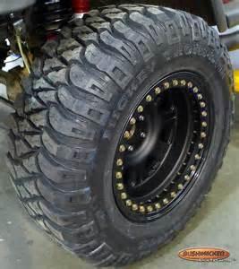 Baja Truck Wheels Mickey Thompson Baja Mtz Tires Raceline Beadlock