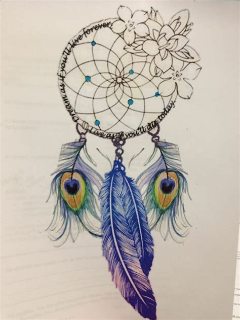 dream catcher tattoo small best 25 small dreamcatcher ideas on