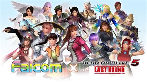 Dead Or Alive 5 Second Ps3 doa5 last x nihon falcom costumes doa5 portal