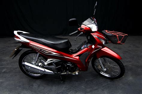 Honda Wave by 2012 Honda Wave 125i M T Second Cars In Chiang Mai