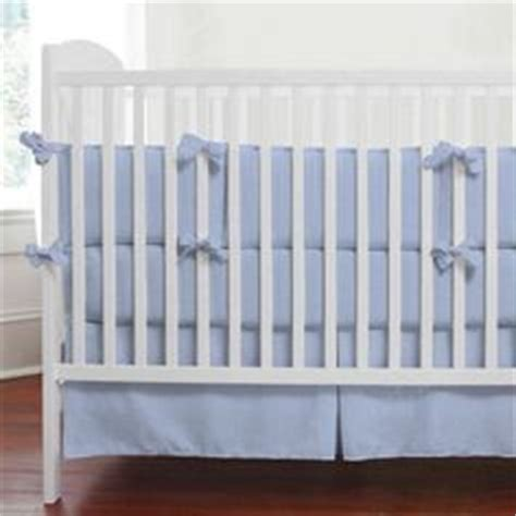 Gingham Crib Skirt by Sandi Pointe Library Of Collections