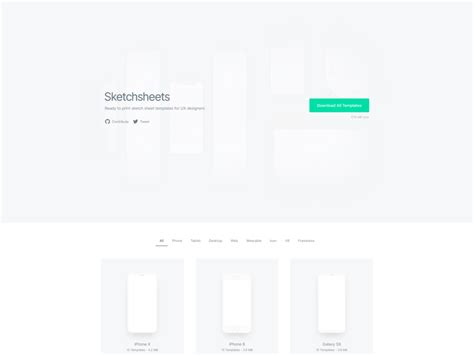 Psddd Co Free Photoshop Sketch Ui Templates Sketch Ui Templates