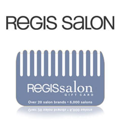 Beauty Salon Gift Cards - buy regis salons gift cards at giftcertificates com