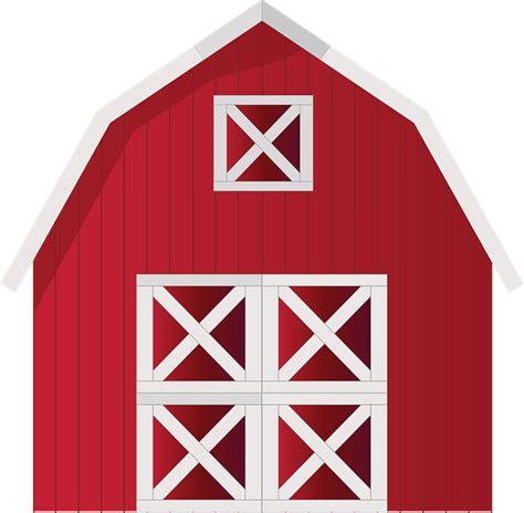 barn rojo 03 torreones vector gratis granero granja rojo casa rural imagen gratis en pixabay 297763