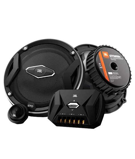 Speaker Jbl 6 Inch jbl gto s649c 6 5 inch two way component speakers 270w pair of speakers buy jbl gto