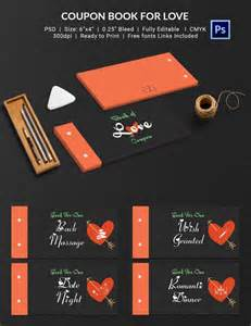 Coupon Book For Template by 45 Coupon Book Templates Free Psd Ai Vector Eps