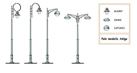 illuminazione pubblica dwg palo illuminazione dwg decorare la tua casa