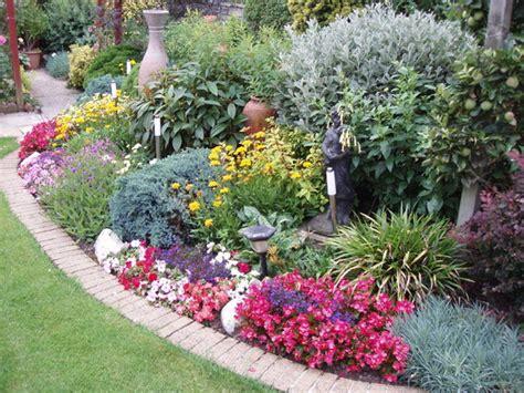 back garden border grows on you