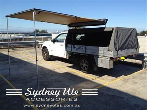 side awnings for 4wds custom canvas cover on great wall ute awning added to
