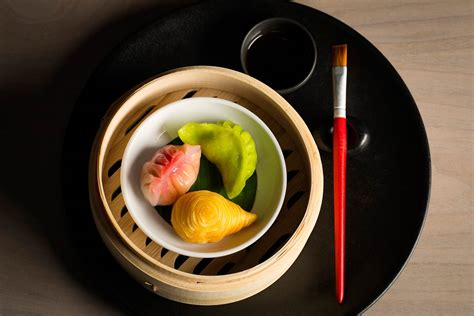 hkk new year menu a culinary journey through china at the michelin starred