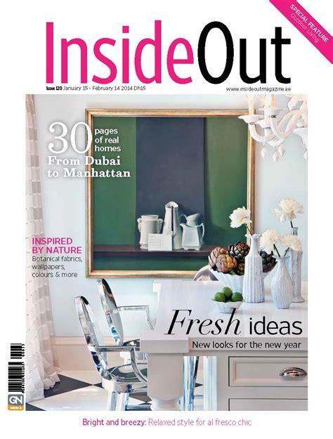 InsideOut Magazine: Kris Jenner's Glamorous California Home