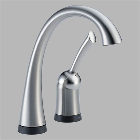 delta pilar kitchen faucet delta pilar 1980 single handle bar prep faucet with