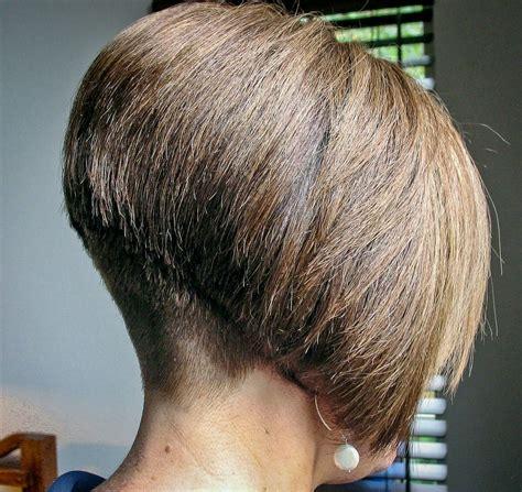 shaved nape best shaped bob bobs short bob hairstyles
