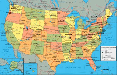 physical map of the united states for united states map and satellite image