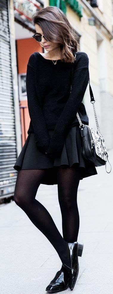 Mini Skirt Black White Jfashion fashion trends things to add to your wardrobe this fall