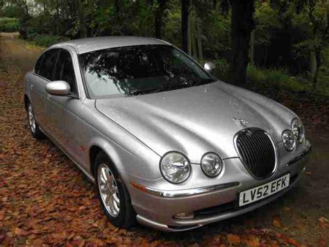Jaguar Auto Geschichte by Jaguar S Type 3 0 V6 Auto Se History Car For Sale