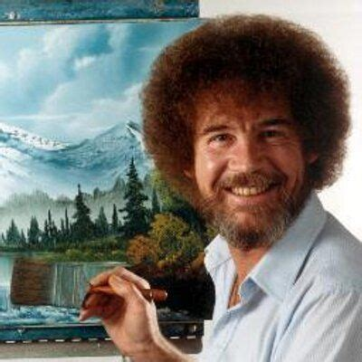 bob ross painting near me 17 best images about beards on creepy
