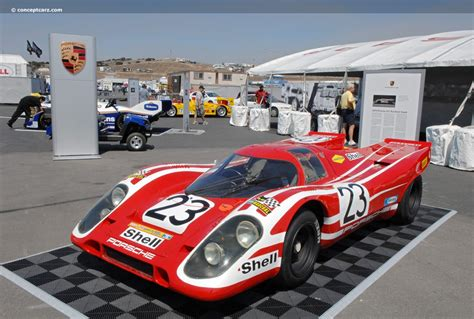 porsche 917 concept auction results and data for 1970 porsche 917