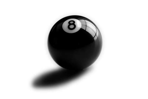 eight ball photograph by mark wagoner