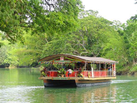 floating boat restaurant in bohol loboc river cruise floating restaurant joanne micolle