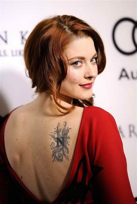 alexandra breckenridge tattoos alexandra breckenridge height and weight