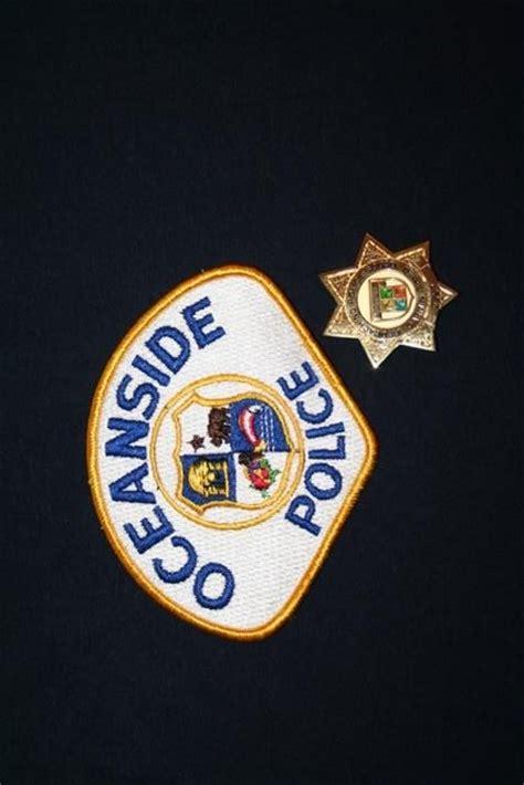 Oceanside Arrest Records Tb1e43j Geocaching Squad 2007 Geocoin Oceanside Badge 14 Geocoin