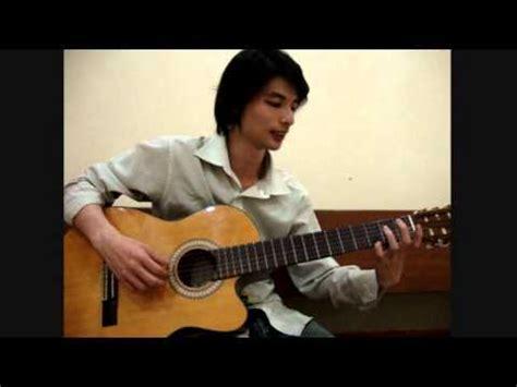 tutorial gitar maudy ayunda akustik gitar belajar lagu perahu kertas maudy ayunda