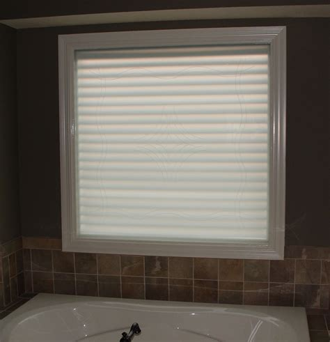 Blinds For Bathroom Window In Shower Window Treatments